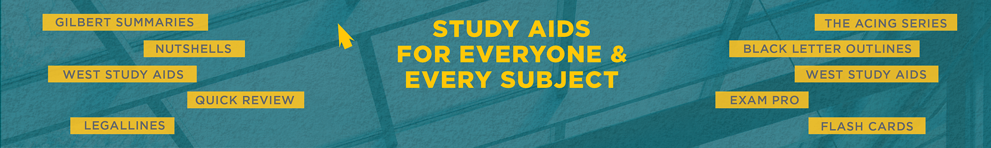 study aids on every subject and for everyone
